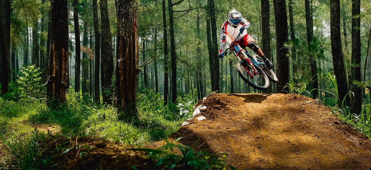 bike green mountain bike skills
